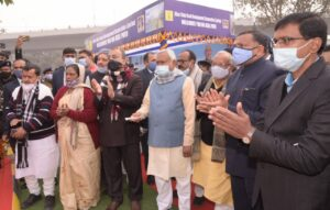 CM Nitish Kumar inaugurated 'Atal Path' from R Block to Digha-BiharAaptak