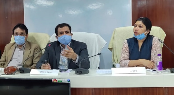 Transport Secretary Sanjay Kumar Aggrawal-BiharAaptak