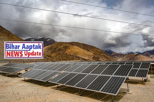 Carbon Neutral Ladakh-Bihar Aaptak