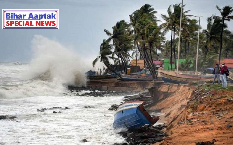 Toofan in India-Bihar Aaptak