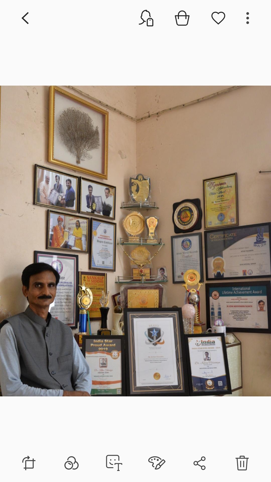 डॉ. केतन तलसाणीया की यात्रा निश्र्चय और दृढ संकल्प सहित विश्वास और बुलंद होसले की कथा है