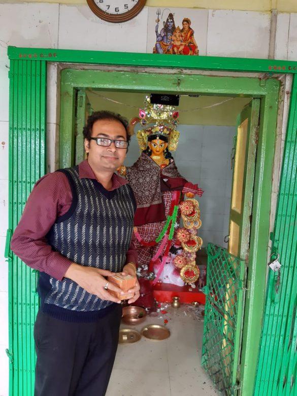 ডঃ সায়ন ভট্টাচার্য , কলকাতা