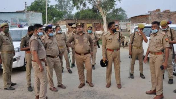 पुलिस टीम