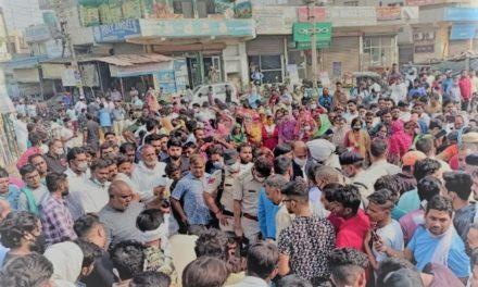 कोरोना के चलते धरना प्रदर्शन की इजाजत नहीं,निकिता मर्डर केस मे न्याय की आड में कल शहर मे उपद्रव करने वाले 32 उपद्रवियों को गिरफतार किया गया।