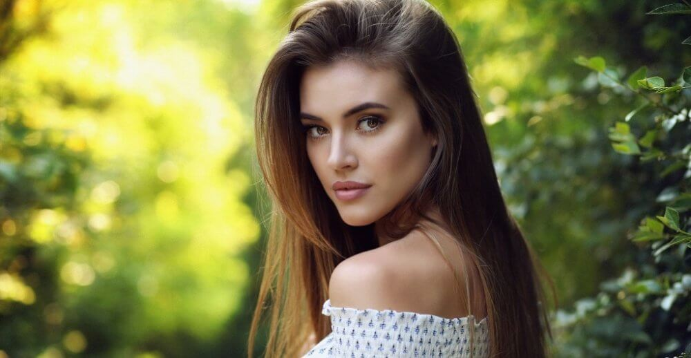 Top 15 Countries by Most Beautiful Women/Girls 1