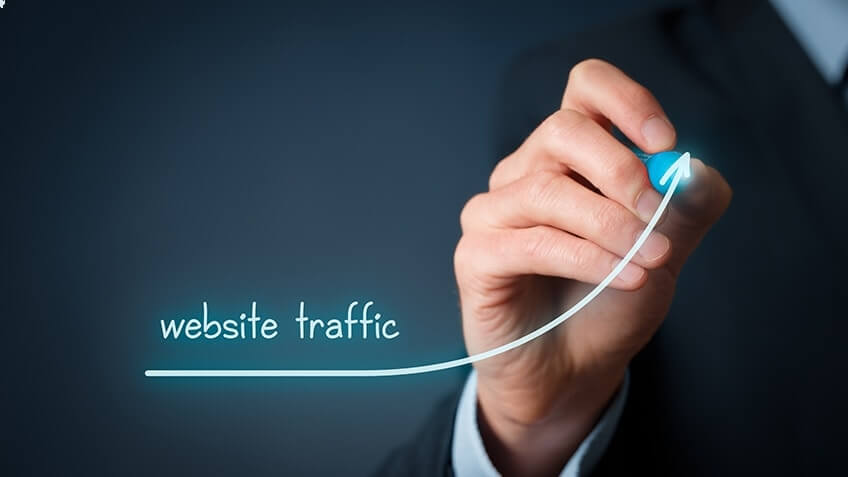 How To Increase Website Traffic Website Ki Traffic Kaise Badhaye (social Media – Facebook)