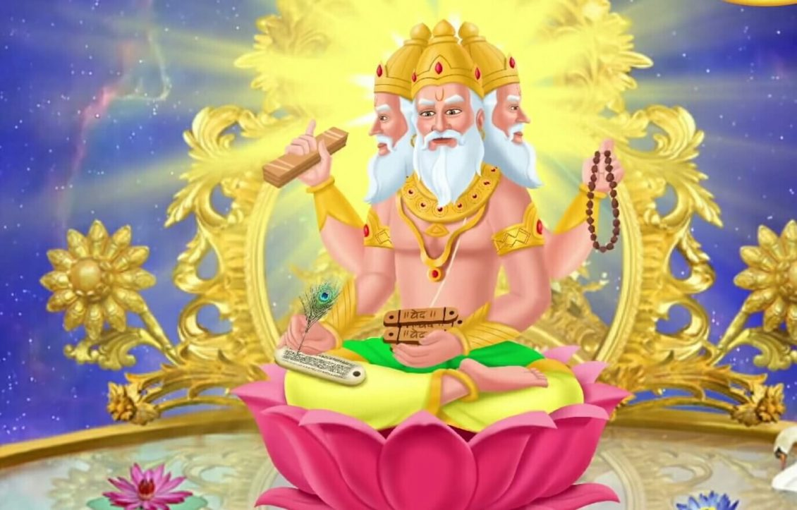 Lord Brahma | What is Gudi Padwa and Why the Gudi Padwa is celebrated?