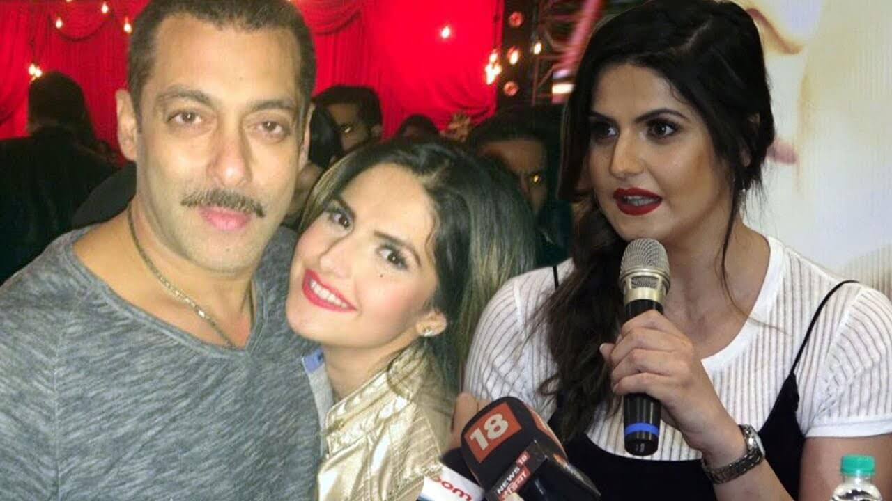 Zareen Khan With Salman Khan Biography, Age, Image, Height, Family, Education, Net Worth, Instagram, Pictures, Facebook, Imdb, Wiki (1)
