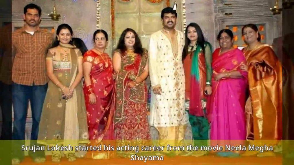Srujan Lokesh Wife, Age, Family, Son, Date Of Birth, Photos, Wiki, Twitter, Facebook, Imdb, Instagram