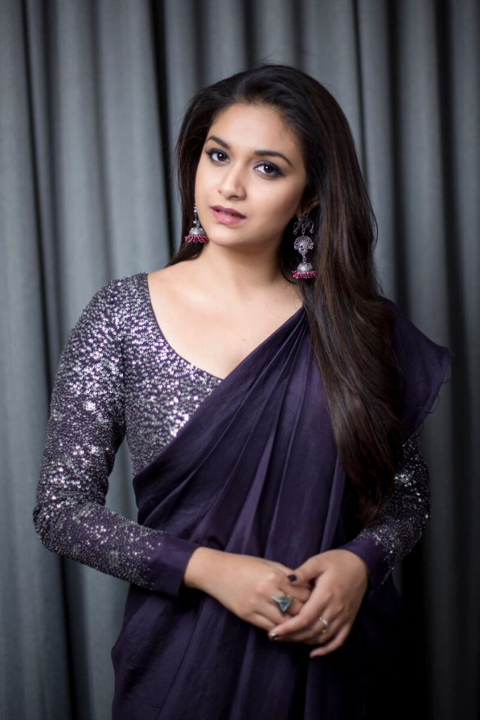 Keerthy Suresh Photos(images), Age, Family, Birthday, Biography, Height, Mother, Father, Details, Husband, Net Worth, Education, Wiki, Twitter, Facebook, Website, Imdb, Instagram (86)