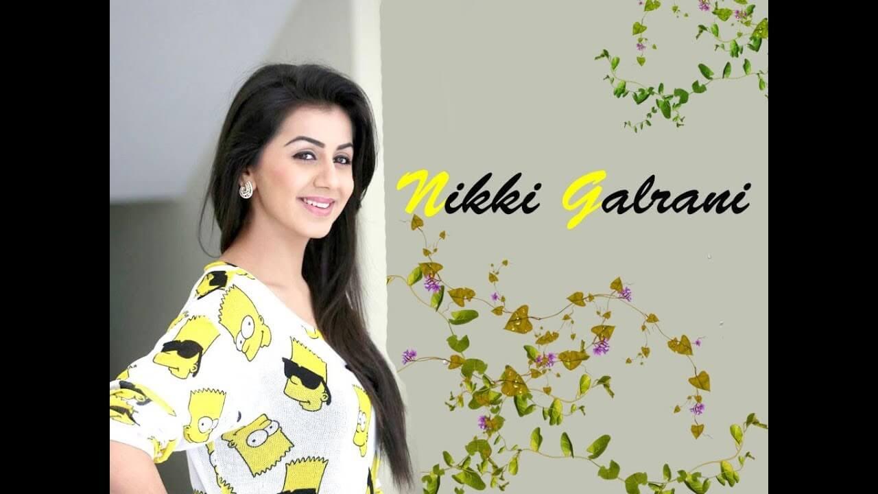 Nikki Galrani Movies, Images(photos), Sister, Height, Biography, Date Of Birth, Family, Boyfriend, Net Worth, Wedding, Education, Awards, Twitter, Wiki, Instagram, Facebook, Imdb, Youtube (21)