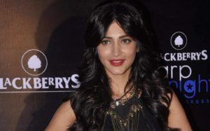 Shruti Haasan Age, Image(photos), Date Of Birth, Height, Boyfriend, Sister, Mother, Religion, Biography, Marriage, Family, Net Worth, Education, Awards, Instagram, Twitter, Wiki, Facebook, Imd ( (201)
