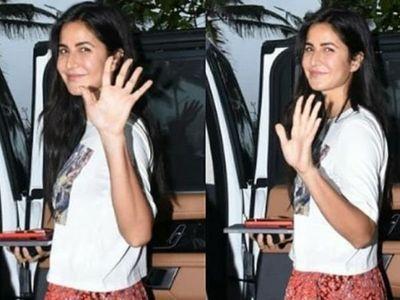 Top 10 Bollywood Actress Without Makeup Katrina Kaif In Public