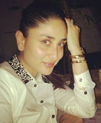 Top 10 Bollywood Actress Without Makeup Kareena Kapoor At Night