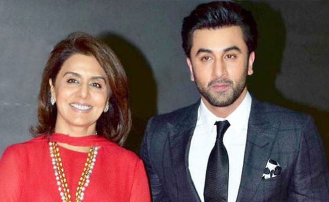 Neetu Singh Ranbir Kapoor Ranbir should have consoled him by staying with his mother Neetu Kapoor