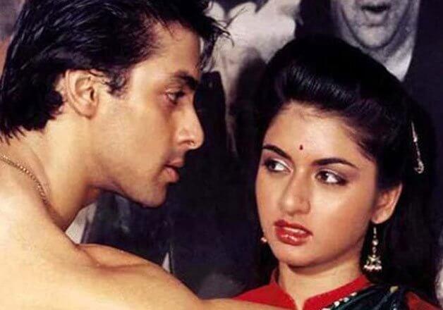 Salman Khan's Actress Bhagyashree
