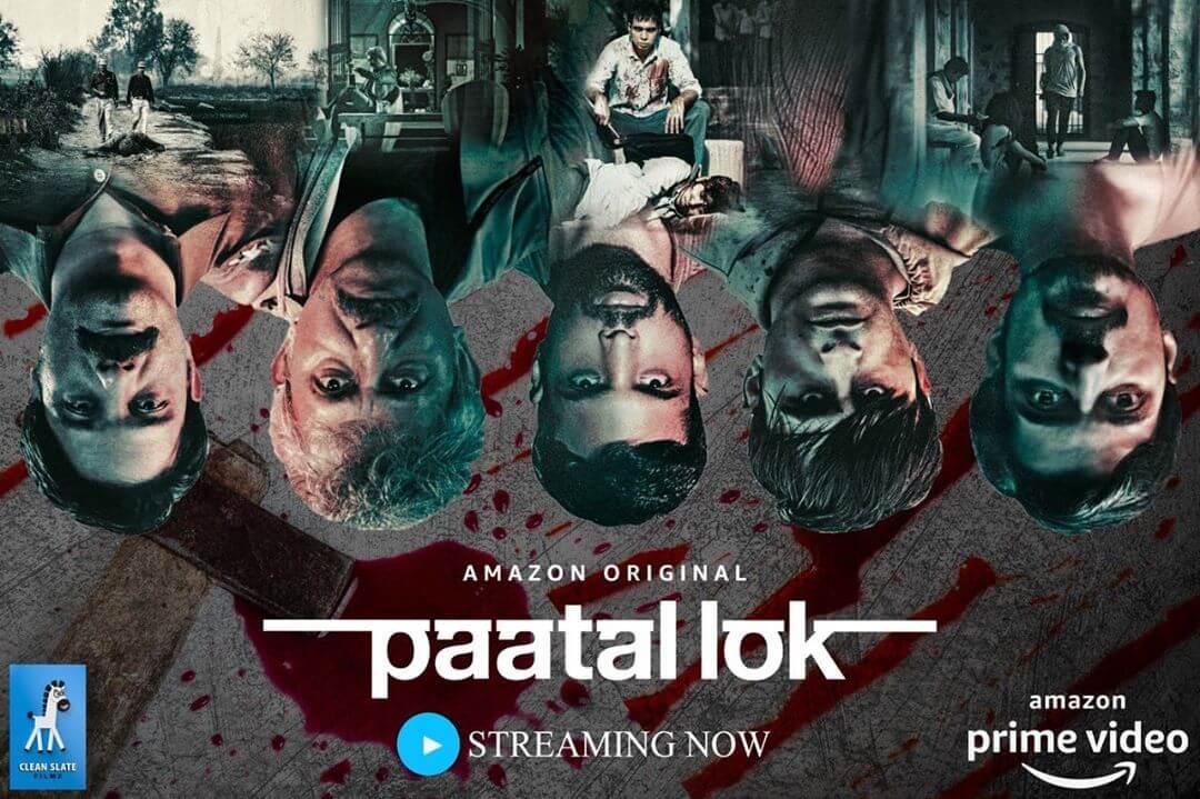 Paatal Lok Season 1 Watch Now On Amazon Prime Video