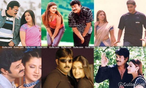 Aarti Agarwal With Chiranjeevi, Nagarjuna, Mahesh Babu, Ravi Teja, Jr. NTR, Prabhas in her short career