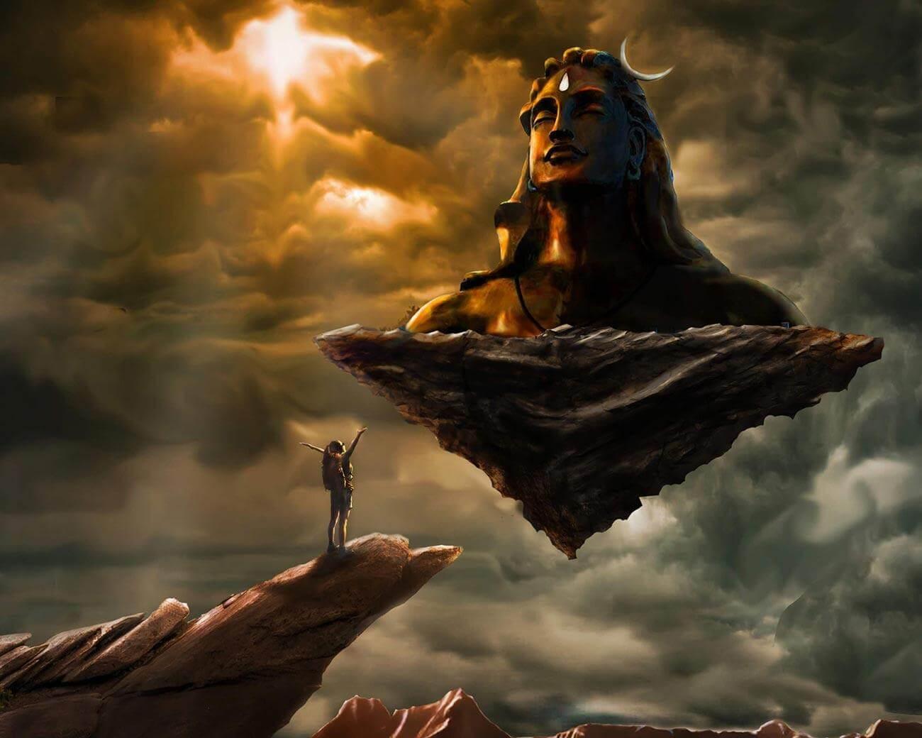 Akharvagarvasarvamangala Kalakadambamajnjari रावण रचित शिव तांडव स्तोत्र बोल और अर्थ Shiv Tandav Lyrics And Meaning Made By Ravan (13)