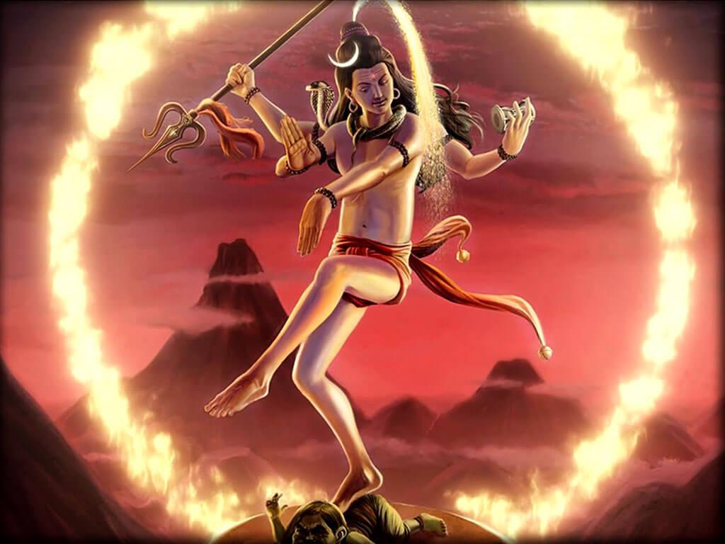 Jatatavigalajjala Pravahapavitasthale रावण रचित शिव तांडव स्तोत्र बोल और अर्थ Shiv Tandav Lyrics And Meaning Made By Ravan (19)