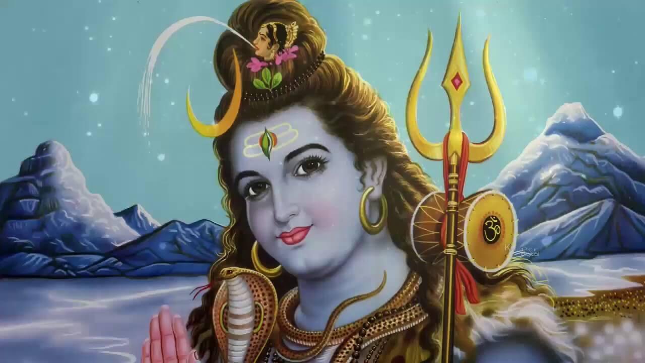 Karala Bhala Pattikadhagaddhagaddhagajjvala रावण रचित शिव तांडव स्तोत्र बोल और अर्थ Shiv Tandav Lyrics And Meaning Made By Ravan (14)
