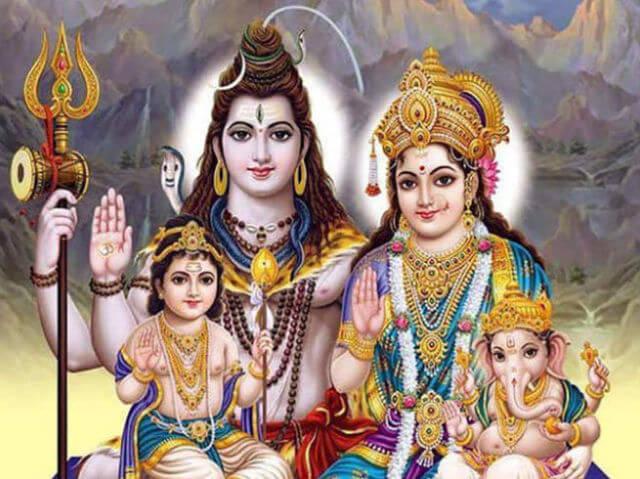 Puja Vasanasameye Dashavakritrgeet रावण रचित शिव तांडव स्तोत्र बोल और अर्थ Shiv Tandav Lyrics And Meaning Made By Ravan (16)