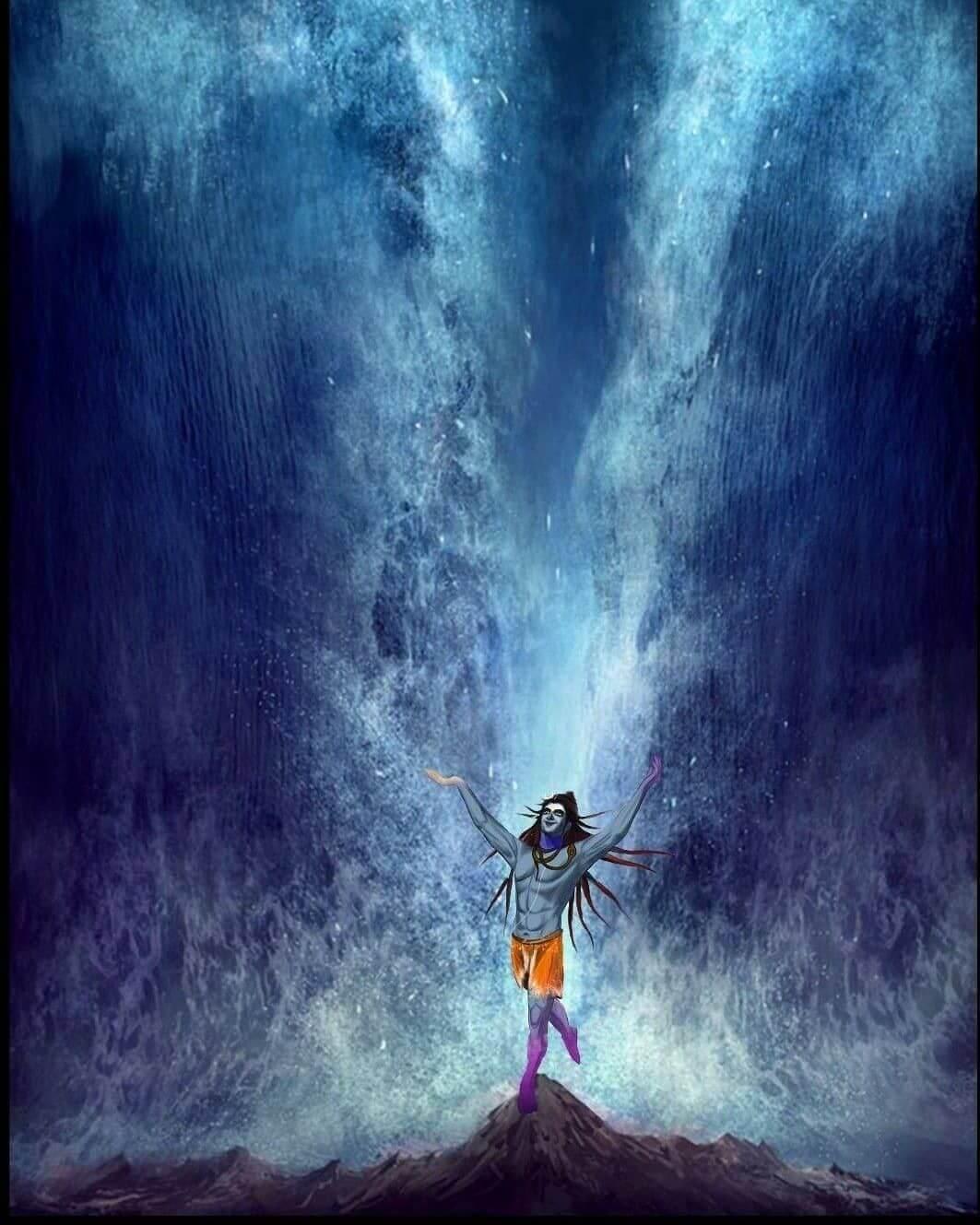 Navina Megha Mandali Niruddhadurdharasphurat रावण रचित शिव तांडव स्तोत्र बोल और अर्थ Shiv Tandav Lyrics And Meaning Made By Ravan (10)