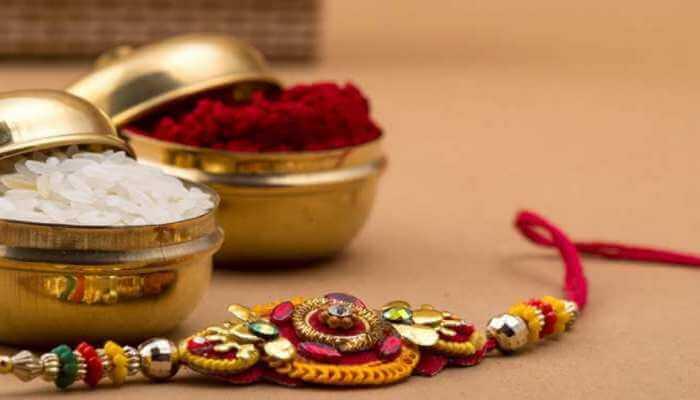 Raksha bandhan 2021 Choose The Color Of Rakhi According To The Zodiac In Raksha Bandhan Rakhi