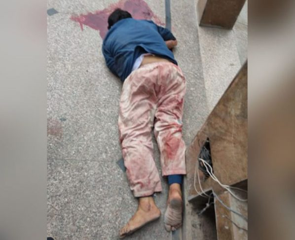 Haryana businessman cuts hand and neck, jumps from second floor