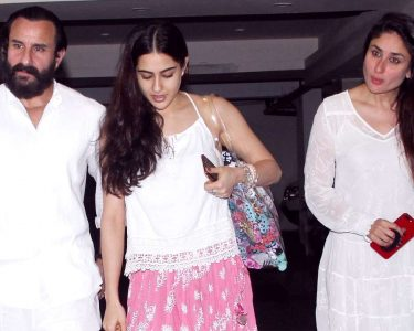 When Sara Ali Khan said to Kareena Kapoor, 'Aunty' husband Saif got angry, know the whole matter