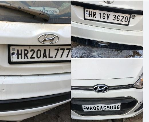 Major accident in Bawanikheda, two cars collided and two died
