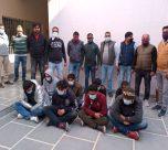 19 accused including mastermind arrested in HSSC village secretary paper leak case