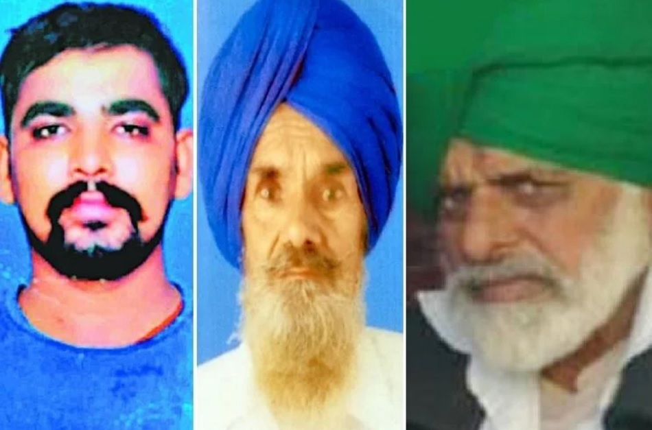 Three farmers died of heart attack on tickri border