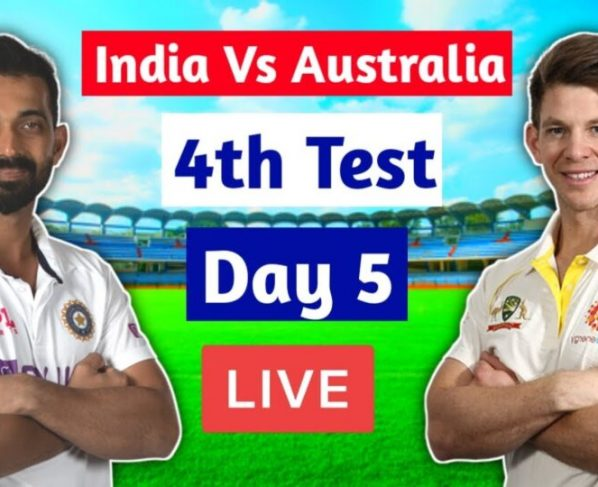 India created history by capturing series in Brisbane, see score board