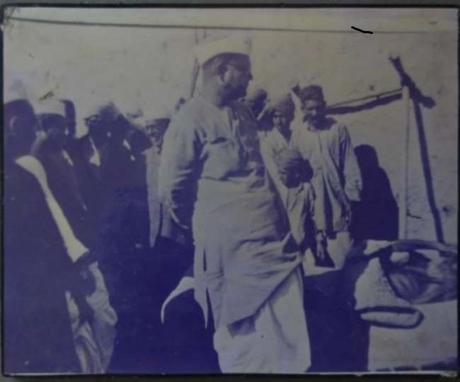 Netaji Subhash Chandra Bose visited Hisar 82 years ago in a famine, the newspaper published President in Hisar district