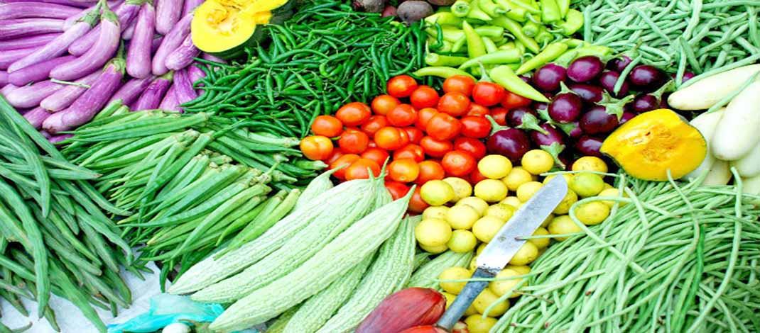 राज्यभर में सब्जी की कीमत में ४० फीसदी वृद्धि 38