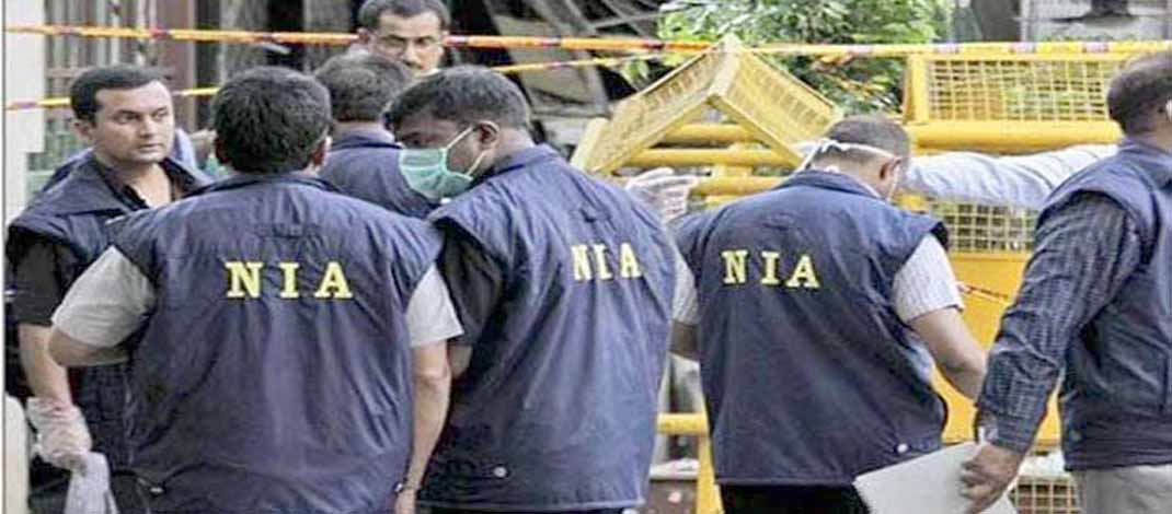 NIA begans investigation of J&K's arrested DSP Singh 38