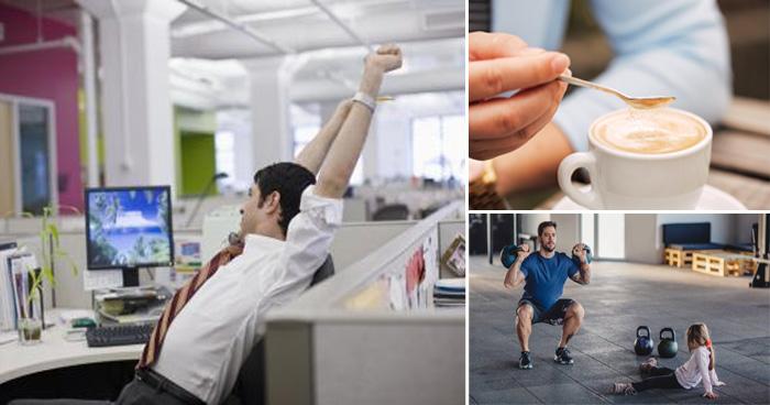 ऑफिस की भागदौड़ में नहीं रख पा रहें हैं सेहत का ध्यान तो अपनाएं ये 5 टिप्स 40