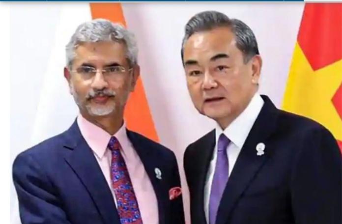 भारत और चीन पांच सूत्रीय फॉर्मूला पर हुए राजी